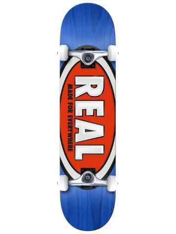 "Real Classic Oval MD 7.75"" Complete"