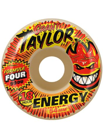 Spitfire X Antihero F4 99 54mm Taylor Energy Conicals Rollen