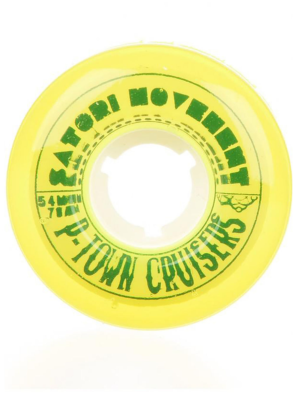 P-Town Cruiser 78A 54mm Wheels