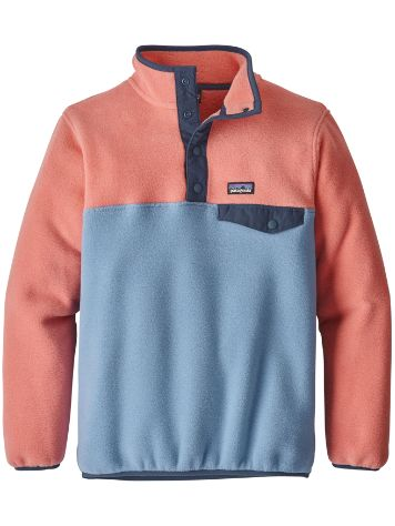 Patagonia LW Synchilla Snapt Fleece Pullover Girls