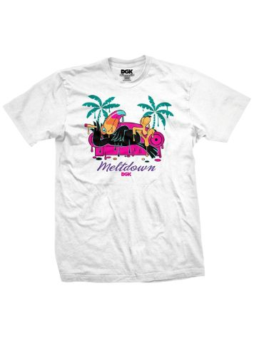 DGK Meltdown T-Shirt