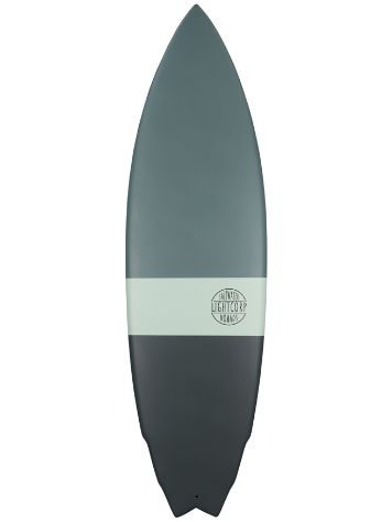 Light Truvalli Fish Epoxy Future 6.6 Surfboard