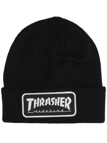 Thrasher Logo Patch Gorro