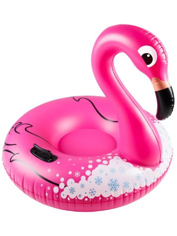 Big Mouth Toys Winter Flamingo 1m Snow Tube