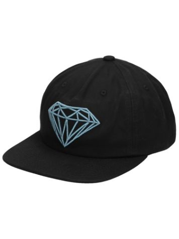 Diamond Brilliant Unconstructed Snapback Cap