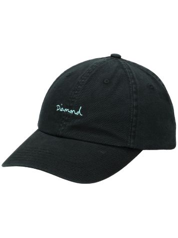 Diamond OG Script Sports Cap