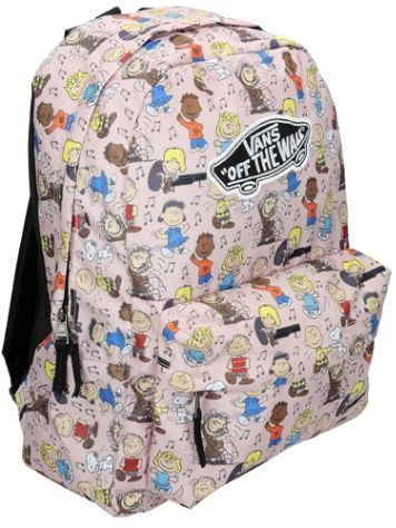 Vans X Peanuts Dance Party Realm Rucksack