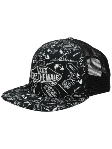 Vans X Peanuts Classic Patch Trucker Plus Gorra