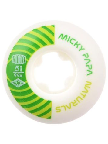 Ricta Mickey Papa Pro Naturals 99A 51mm Wheels