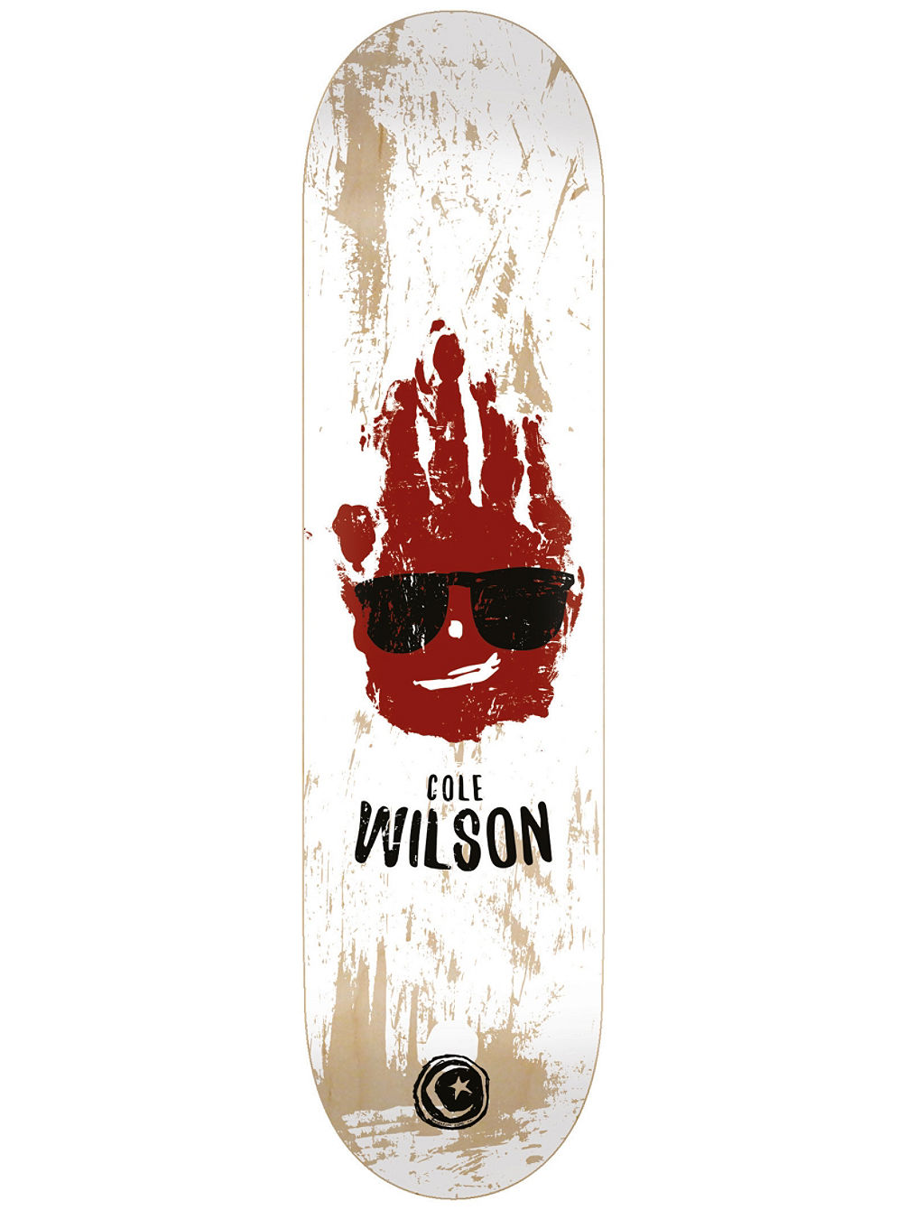 "Wilson Flowers 8.125"" Skateboard Deck"