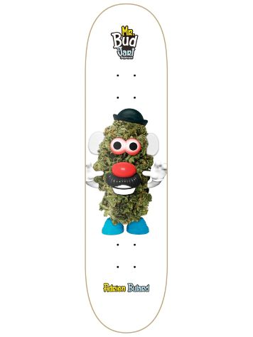 Jart Mr. Bud 8.0'' MC Bulard Deck