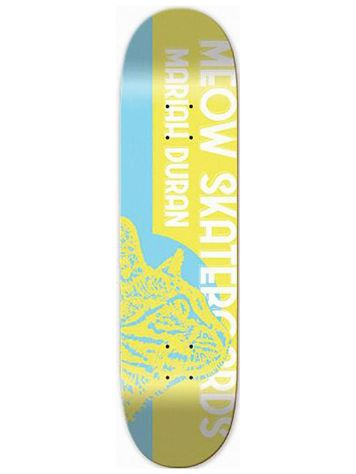 "Meow Skateboards Retro Series 8.25"" Skateboard Deck"