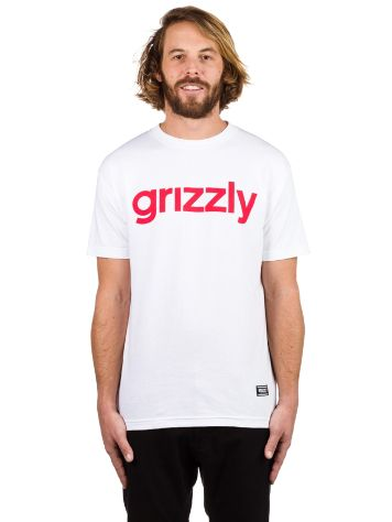 Grizzly Lowercase Camiseta