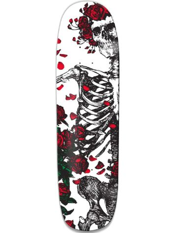 "Grizzly X Grateful Dead Skull & Roses 8.375"" Deck"