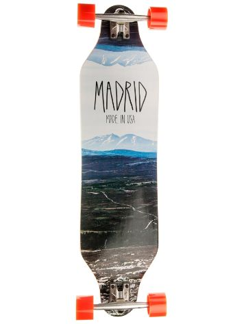 "Madrid Mountain Missionary 37.375"" Complete"