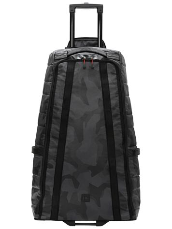 douchebags The Big Bastard 90L Black Camo Reisetasche