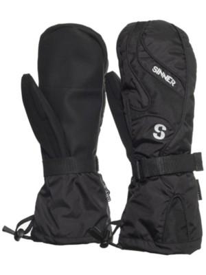 Sinner Everest Mittens black Gr. XL