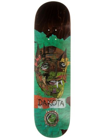 Foundation Servold Yocopio 8.5'' Skateboard Deck