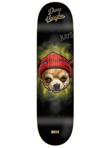 "DGK Dane Spirit Animal 8.0"" Skateboard Deck"