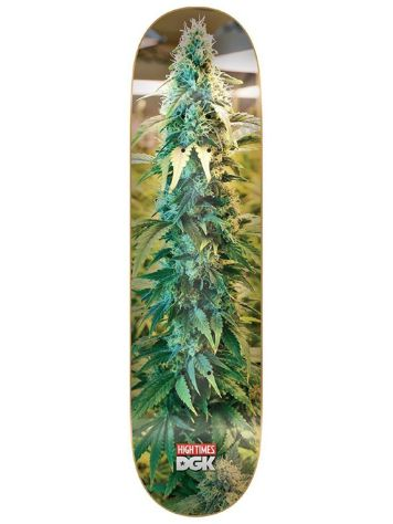 "DGK X High Times Cone 8.06"" Skateboard Deck"