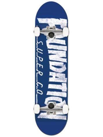 "Foundation Thrasher Blue 8.0"" Complete"