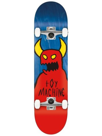 "Toy Machine Sketchy Monster 8.0"" Complete"