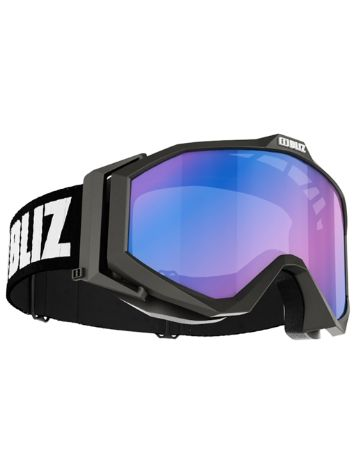 BLIZ PROTECTIVE SPORTS GEAR Edge (OTG) Matt Black