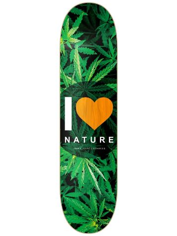 "Jart Nature 8.375"" Orange MPC Deck"