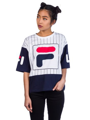 Fila Cropped Late T-shirt