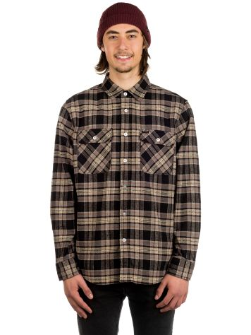 Brixton Bowery Flannel Camisa