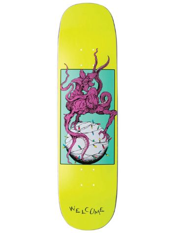"Welcome Dem Prin 2 On Amu 8.125"" Skateboard Deck"