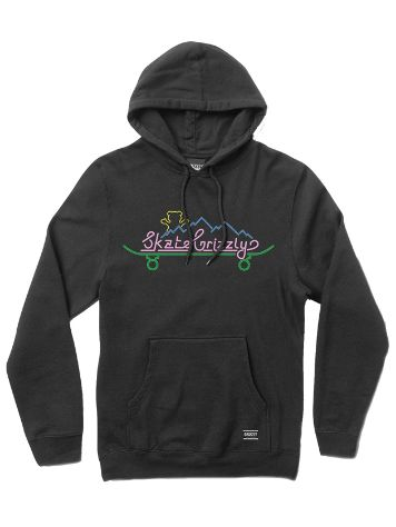 Grizzly Stay Lit Hoodie